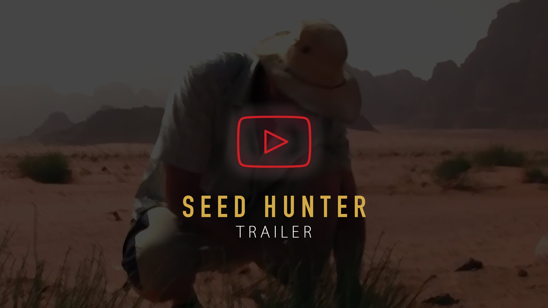 Documentary Trailer - Seed Hunter - Dr Ken Street